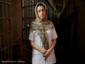 NARGES MOHAMMADI'S BIRTHDAY