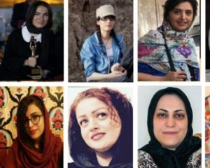 Iran is the world's biggest jailer of women journalists