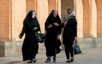 Beyond the Veil: Women in Iran continue to face discrimination