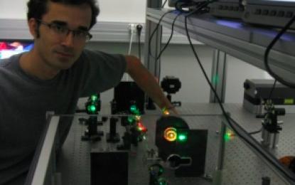 Omid Kokabee, in Letter from Prison, Accepts Prestigious Science Award