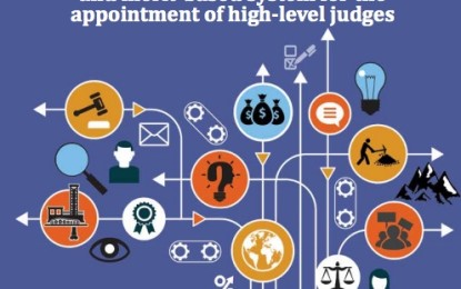 Guidelines for a transparent and merit-based system for the appointment of high level judge