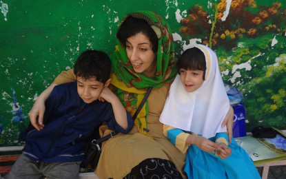 Narges Mohammadi starts hunger strike, demanding the right to call her children