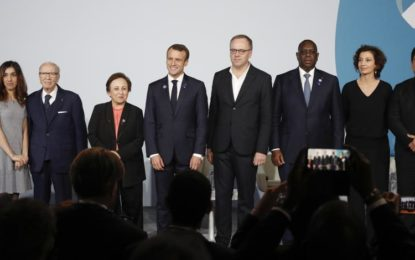 Democratic leaders give historic commitment based on Declaration on Information and Democracy