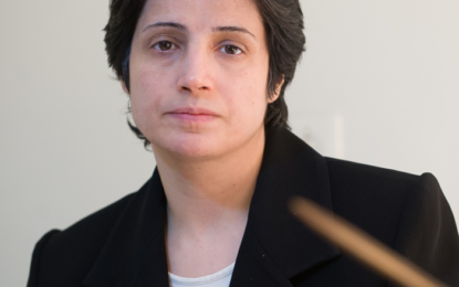 Iran: Human rights lawyer Nasrin Sotoudeh must be freed for treatment, say UN experts